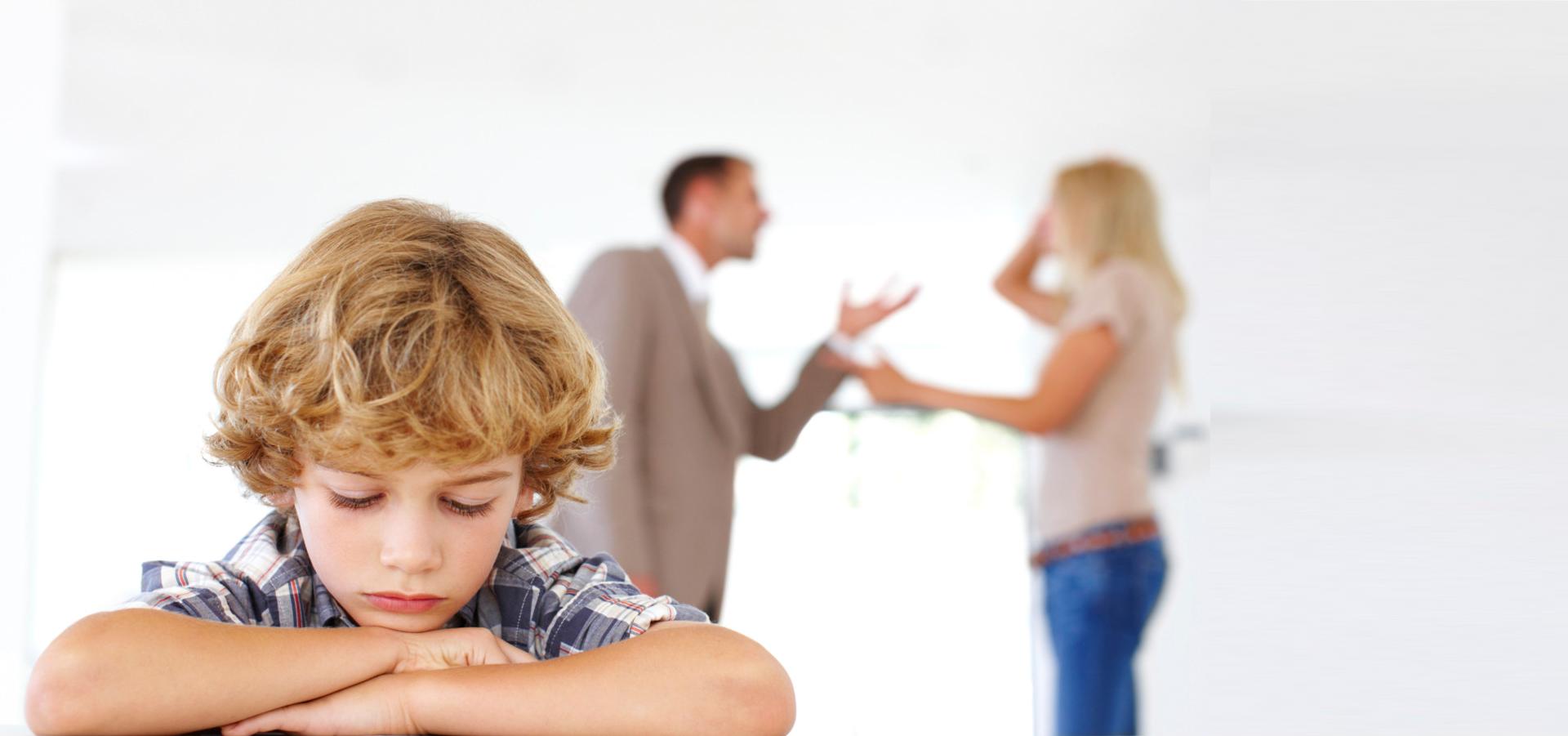 С чего начинать развод с женой если есть ребенок