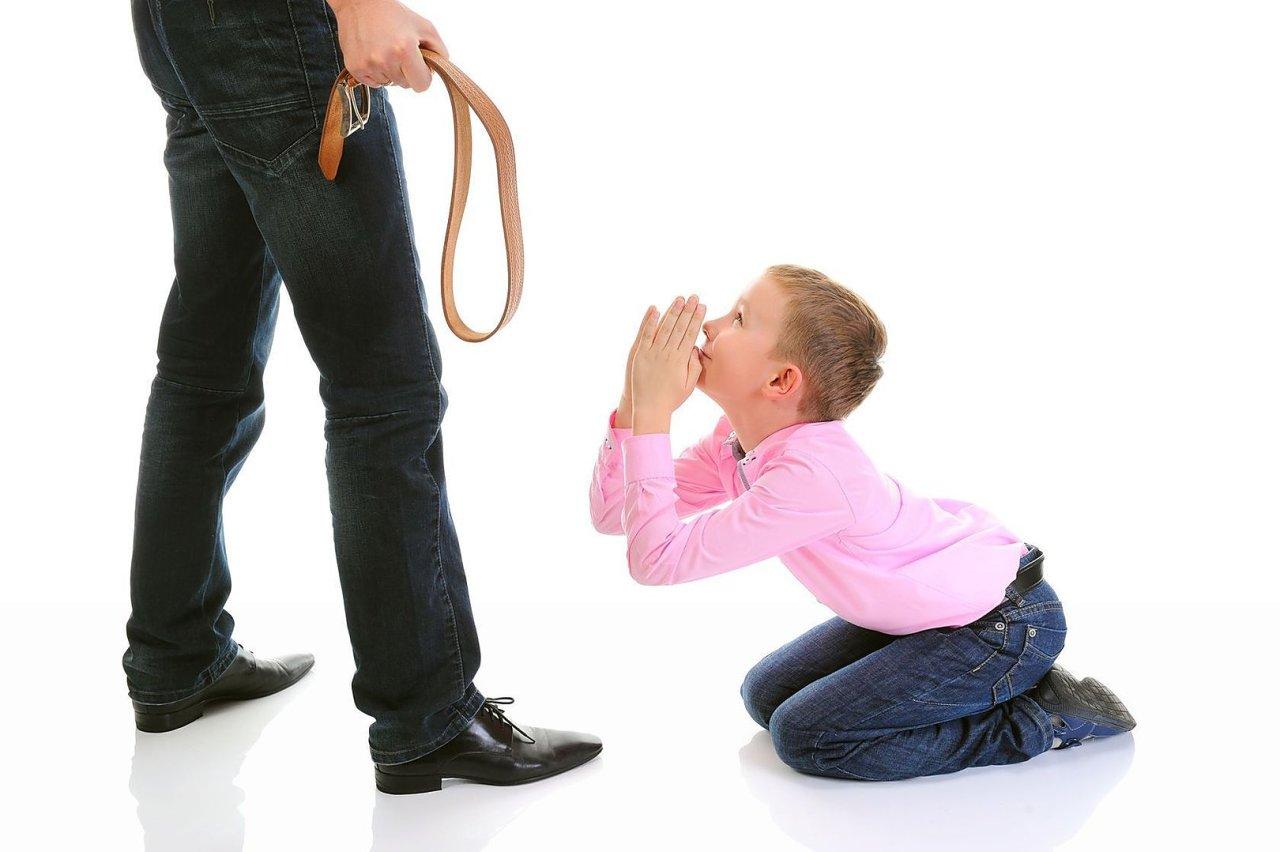 Не бей ребенка фото