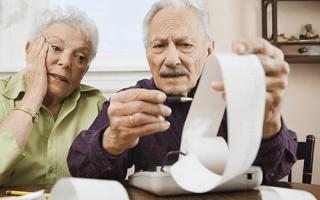 Порядок оформления алиментов на родителей-пенсионеров