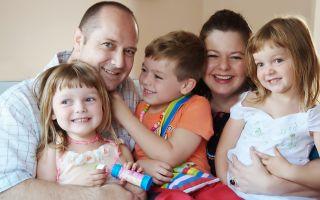 Особенности и порядок выплат многодетным семьям
