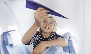Особенности перелета несовершеннолетнего по России без сопровождения