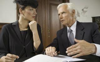 О праве на наследство бывшей жены после смерти супруга