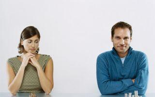 Подача на алименты в ситуации, если брак между лицами не зарегистрирован