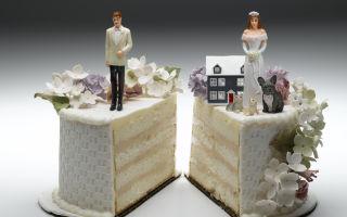 Порядок раздела квартиры при разводе, если собственником является муж