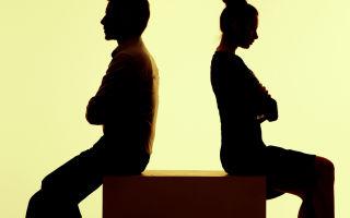 Алгоритм действий при разделе имущества в гражданском браке