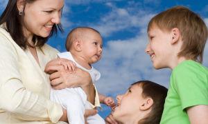 Пособия и льготы для многодетной матери-одиночки в 2020 году