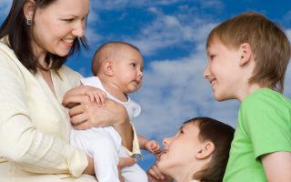 Пособия и льготы для многодетной матери-одиночки в 2018 году