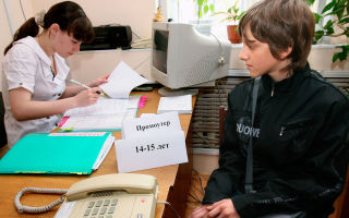 Порядок трудоустройства несовершеннолетних работников