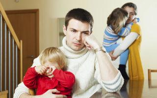Порядок раздела квартиры во время развода, если есть дети
