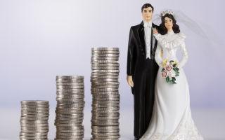 Особенности оформления и подачи на алименты в браке