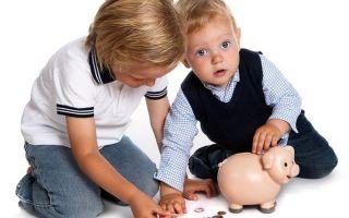 Особенности начисления алиментов на двоих детей