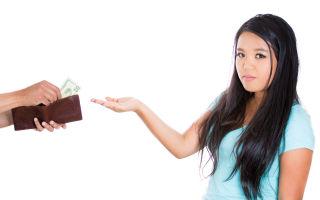 Особенности добровольной оплаты алиментов на ребенка