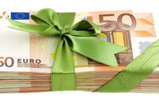 Договор дарения денежных средств: особенности оформления, примеры передачи денег