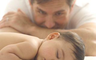 Порядок установления отцовства