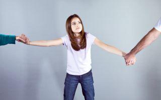 Порядок определения места жительства ребенка после развода родителей