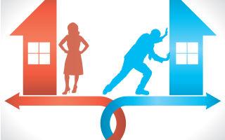 Порядок раздела имущества без расторжения брака