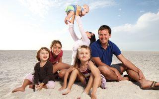 Порядок оформления дополнительного отпуска многодетным родителям