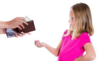 Способы контроля алиментов на ребенка