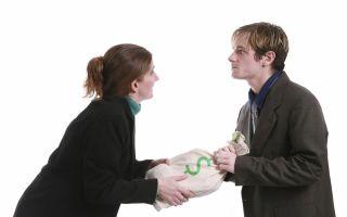 О процедуре отказа от уплаты алиментов
