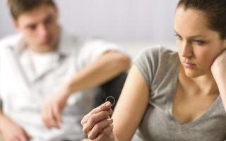 Процедура оформления развода с последующим разделом имущества