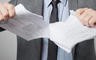 Порядок и основания для аннуляции завещания