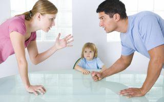 Права, которые имеет отец на ребенка, после развода