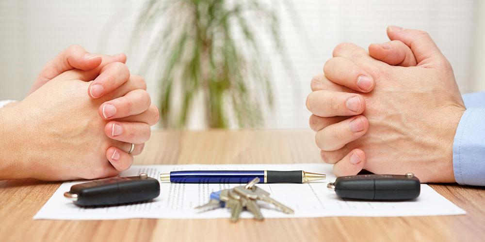 Мировое соглашение при разделе имущества супругов