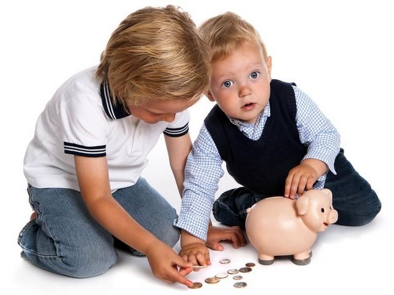 Как начисляют алименты на 2 детей