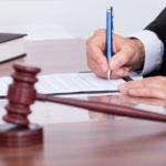Подача апелляции в связи с уменьшением алиментов