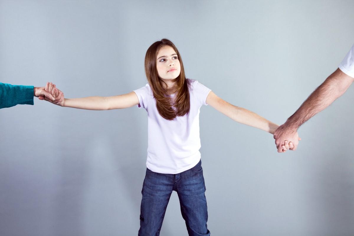 Определение места жительства ребенка при разводе