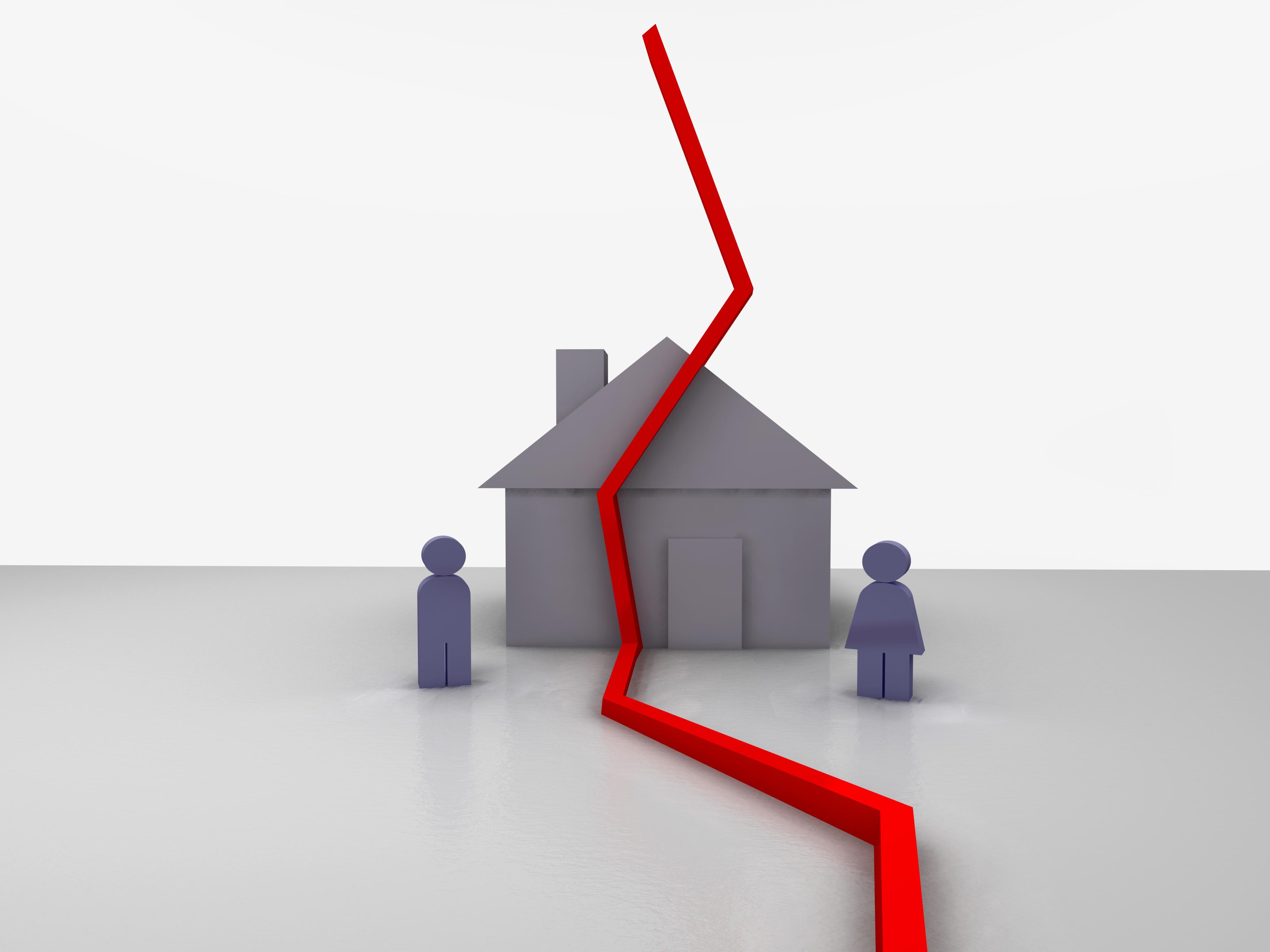 Можно ли разделить имущество после развода
