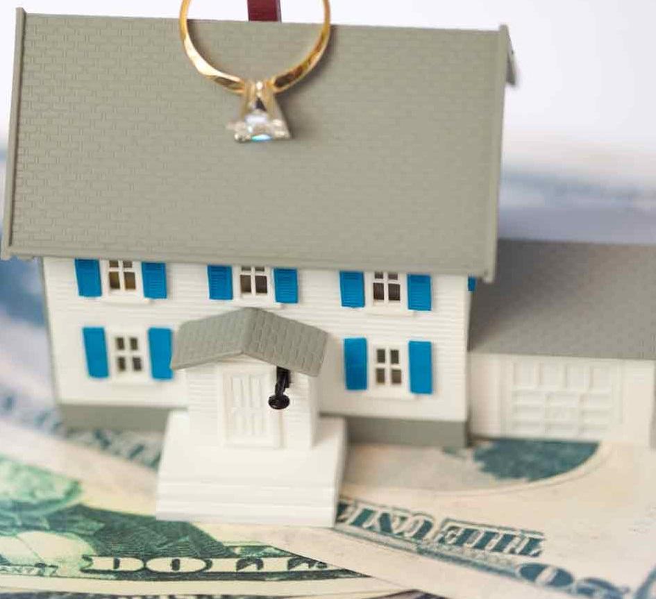 Раздел квартиру при разводе, купленной до брака