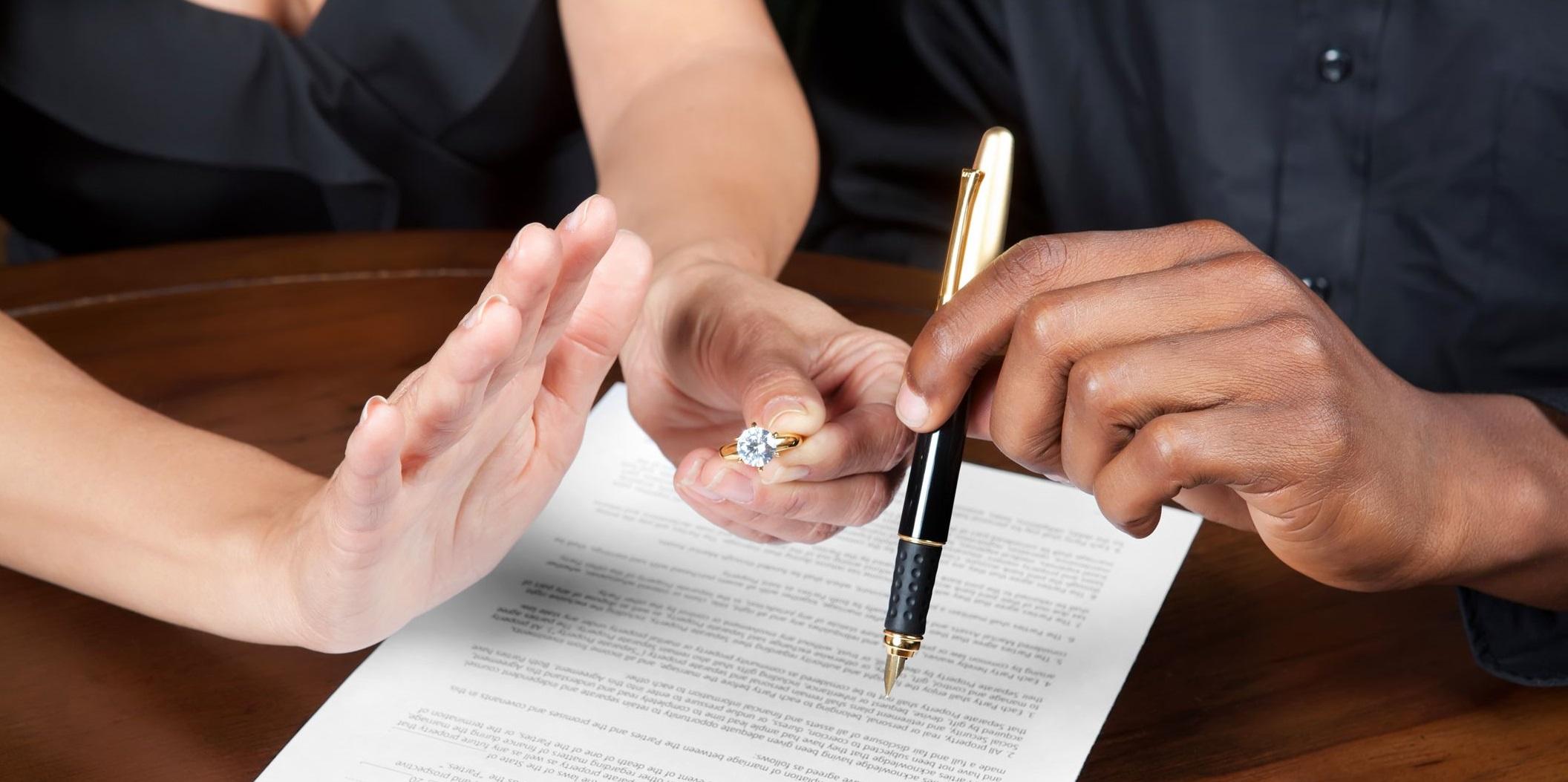 Какие документы нужны для развода в РБ