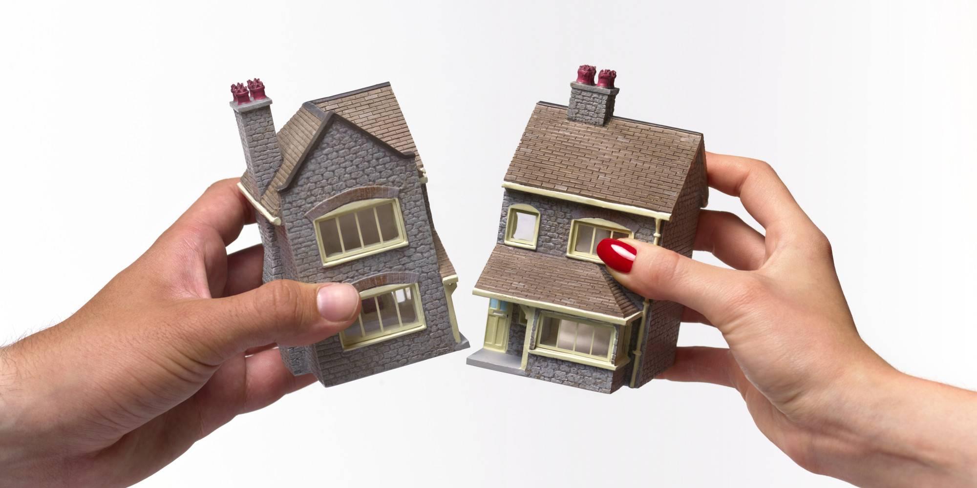 Как делится квартира при разводе, если собственник муж