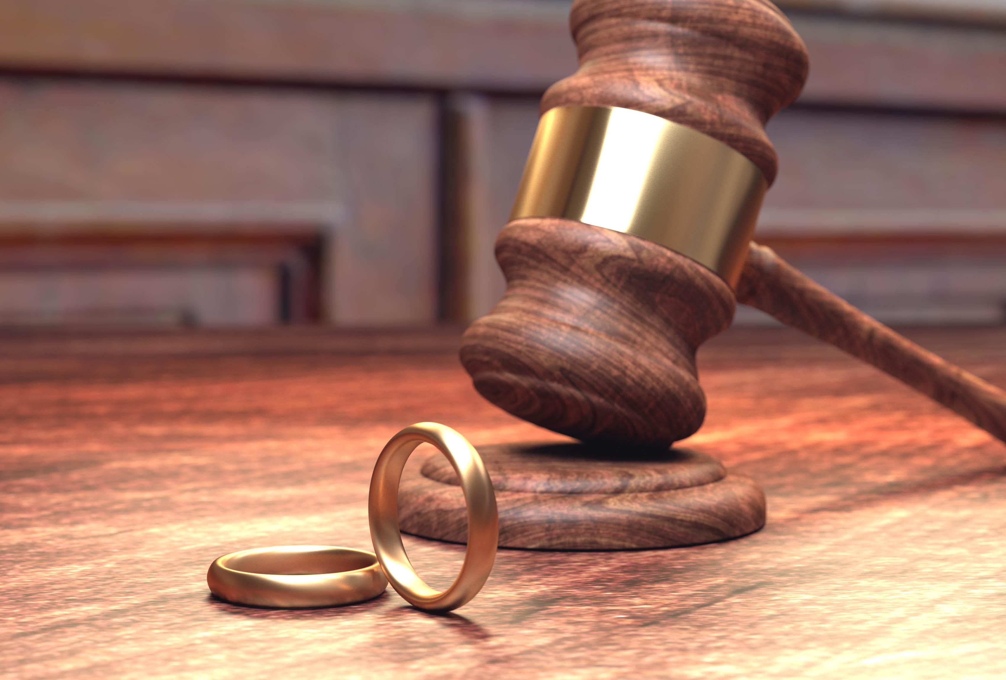 споров расторжение брака в
