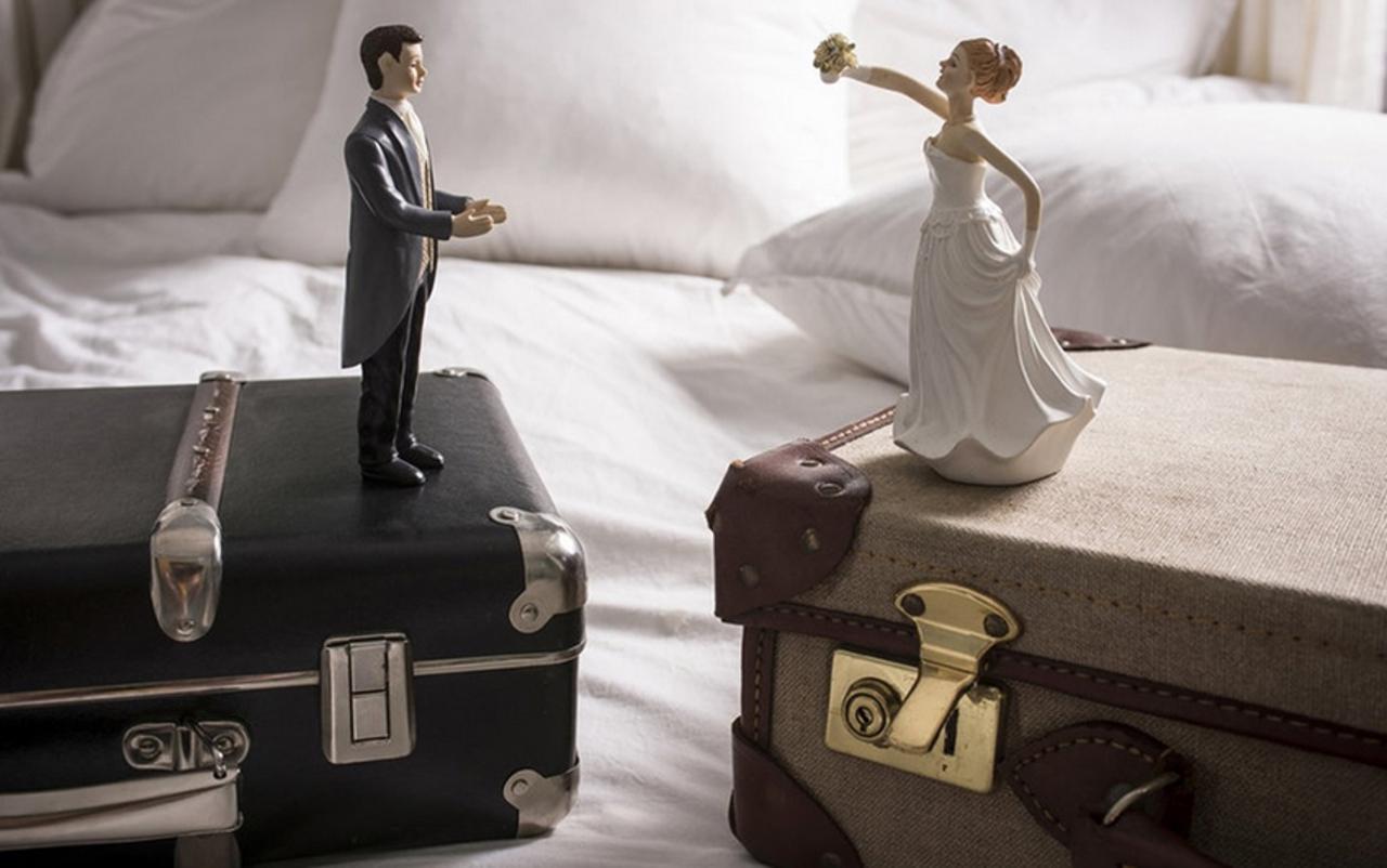 Делится ли наследство, полученное в браке при разводе