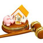 Раздел имущества и алименты при разводе