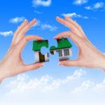 Как определить долю при разделе дома