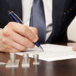 Контроль процедуры получения наследства возлагается на нотариуса
