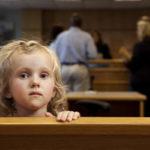 Место проживания детей по решению суда
