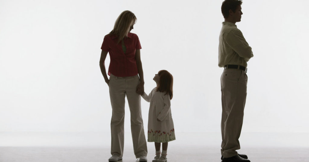 Развод, если есть дети