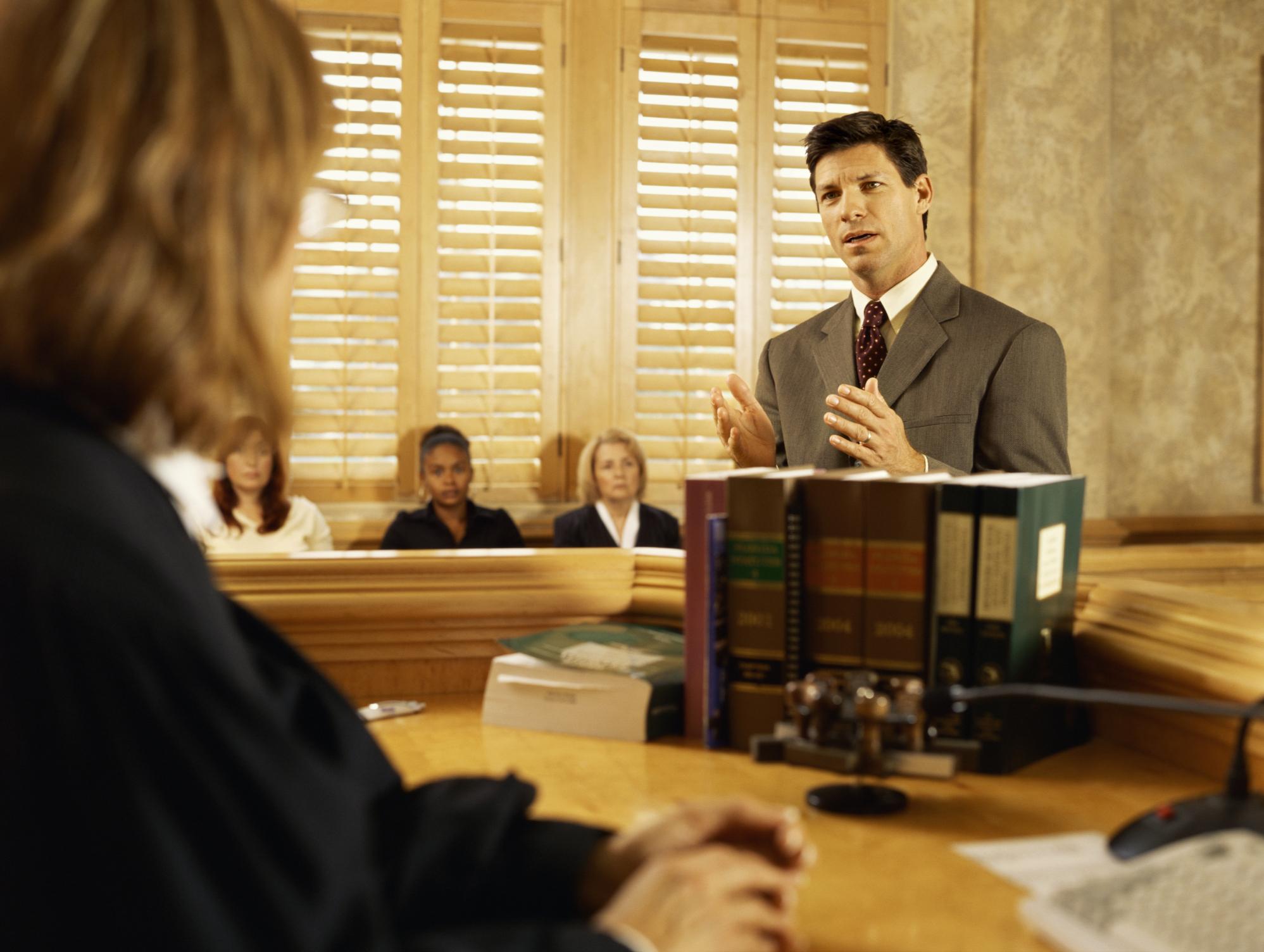 traffic court observation paper