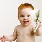 Алименты на ребенка возрастом до трех лет