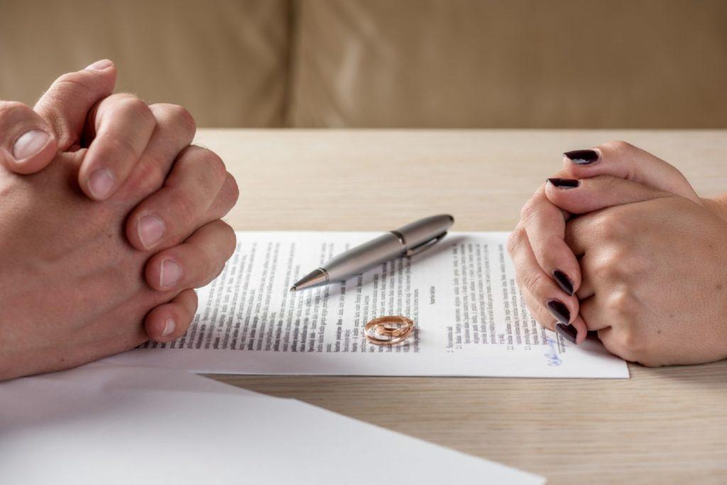 Документы о разводе