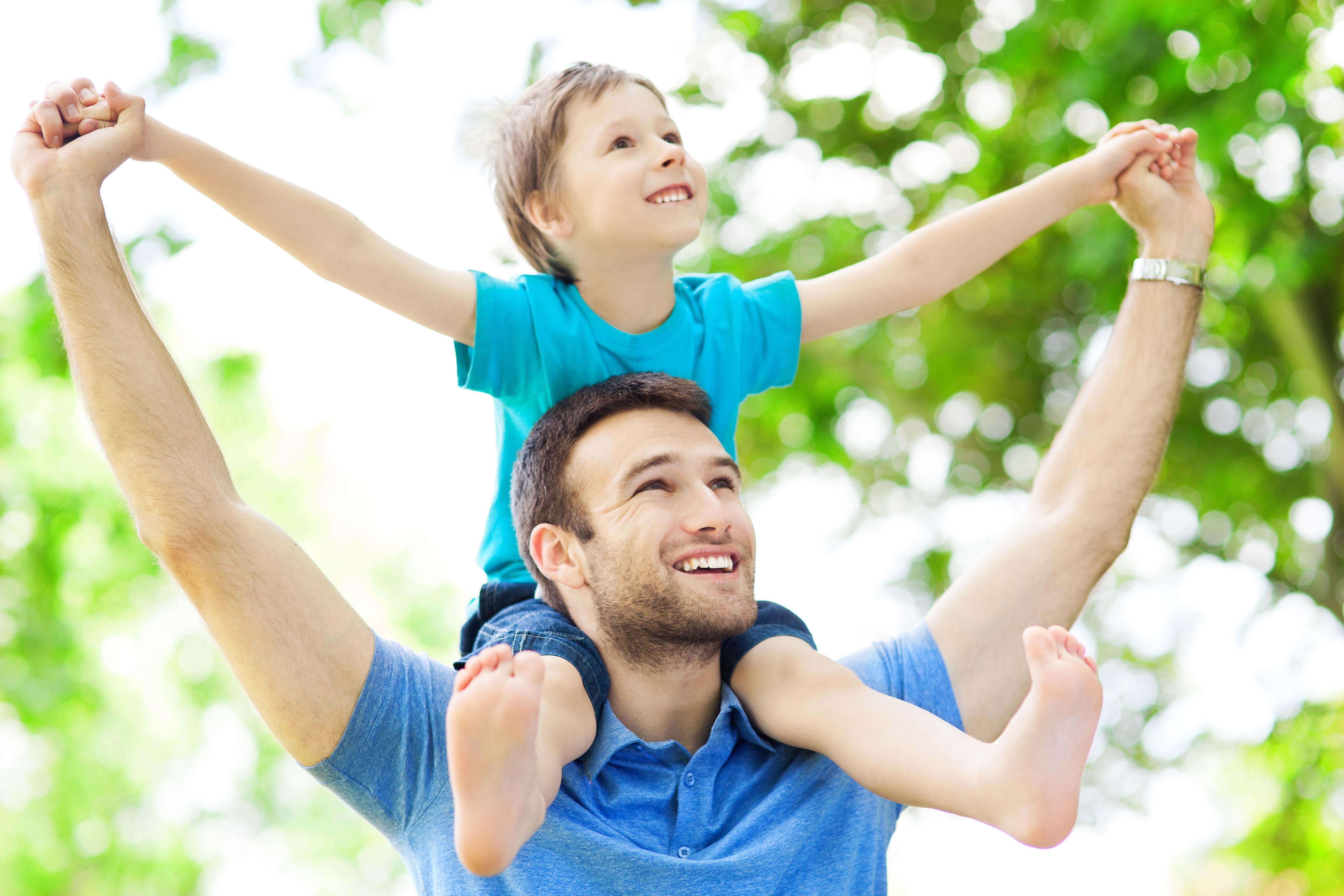 Как оставить при разводе ребенка с отцом