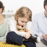 Расторжение браков при наличии детей