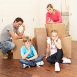 Раздел квартиры, когда есть дети