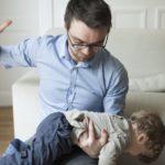 Жестокое обращение с ребенком