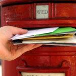 Отправка документов на развод почтой