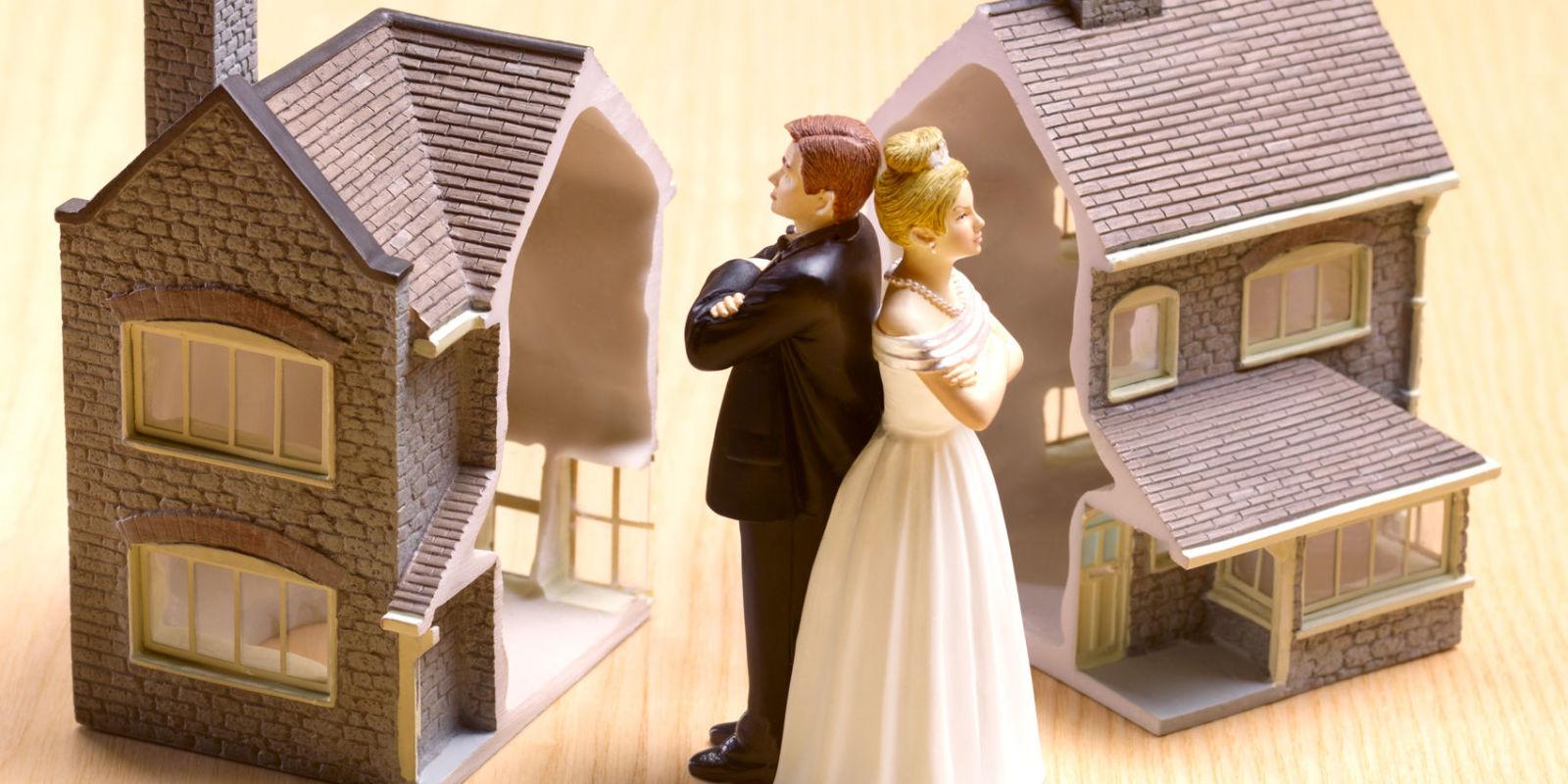 раздел имущество в разводе